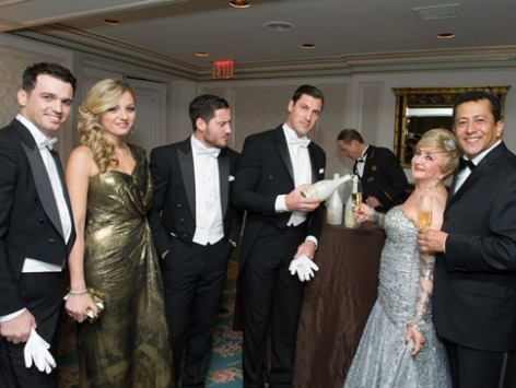slideshow_std_h_Viennese-Opera-Ball-_Tony-and-Lina-Dovolani-with-Val-and-Maks-Chmerkovskiy_-and-Dr_-and-Mrs_-Omar-Almallah--